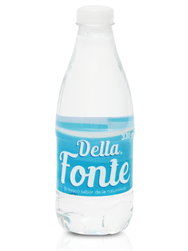 Agua en botella 320 ml